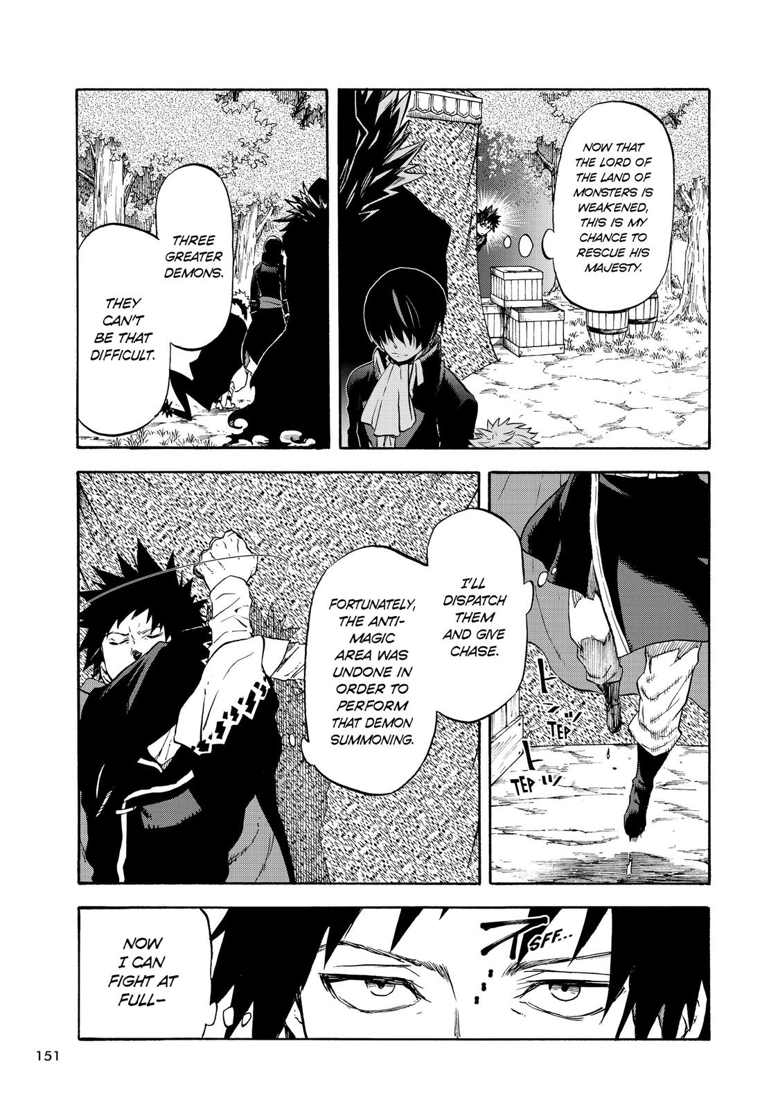 Tensei shitara Slime Datta Ken, Chapter 67 image 020