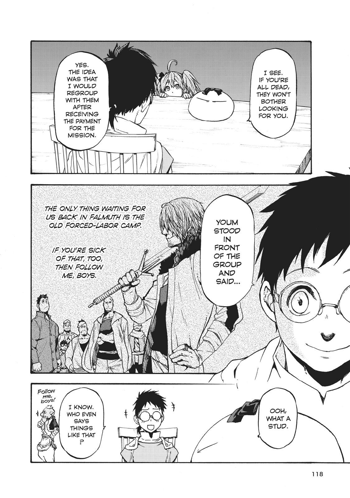 Tensei shitara Slime Datta Ken, Chapter 35 image 010