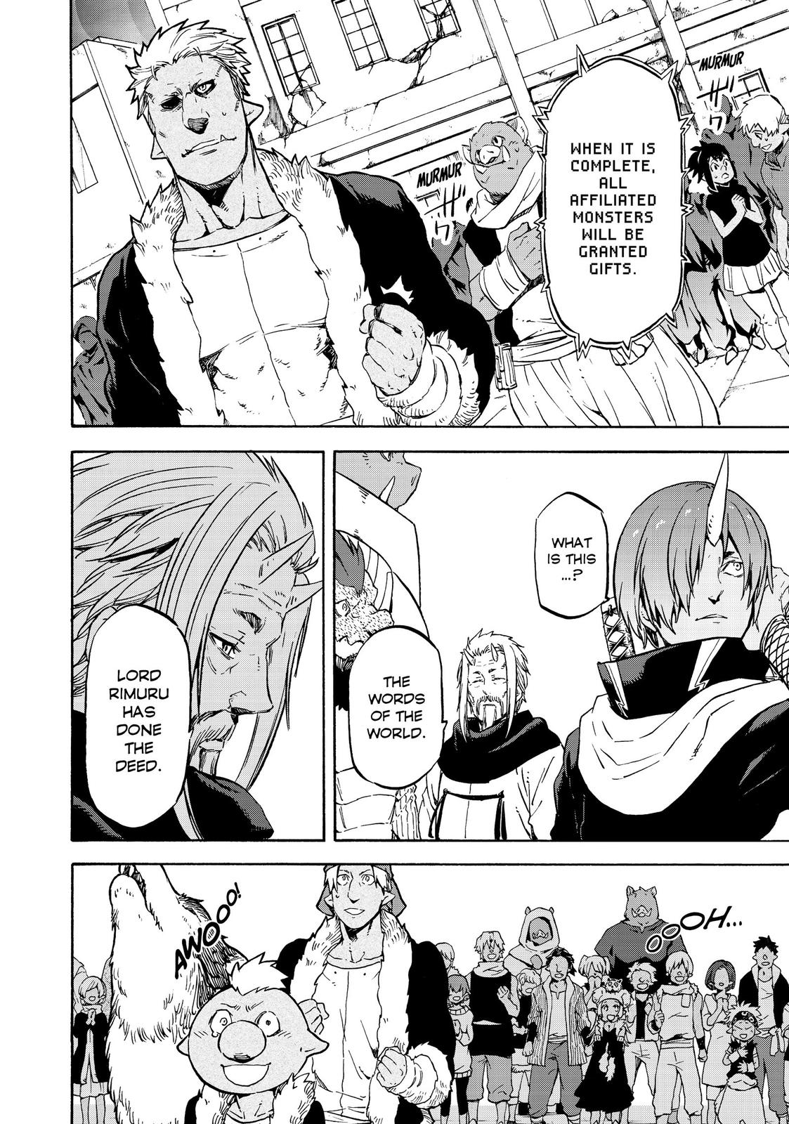 Tensei shitara Slime Datta Ken, Chapter 67 image 039