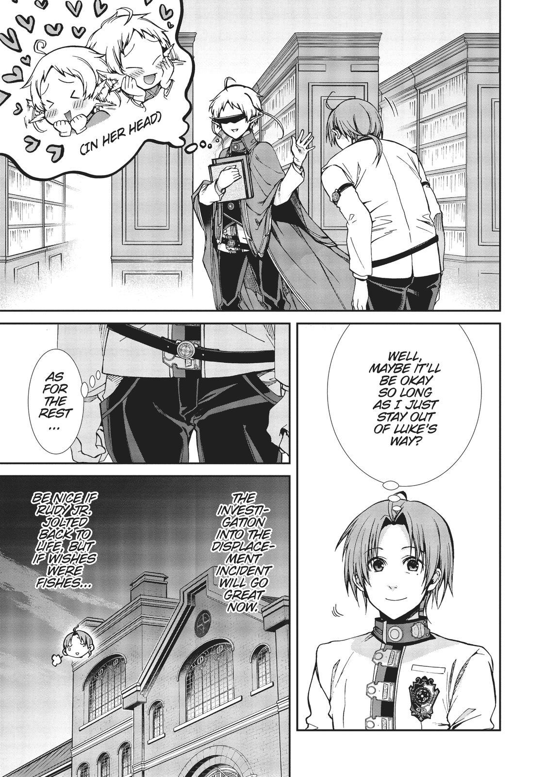 Mushoku Tensei, Chapter 57 image 029