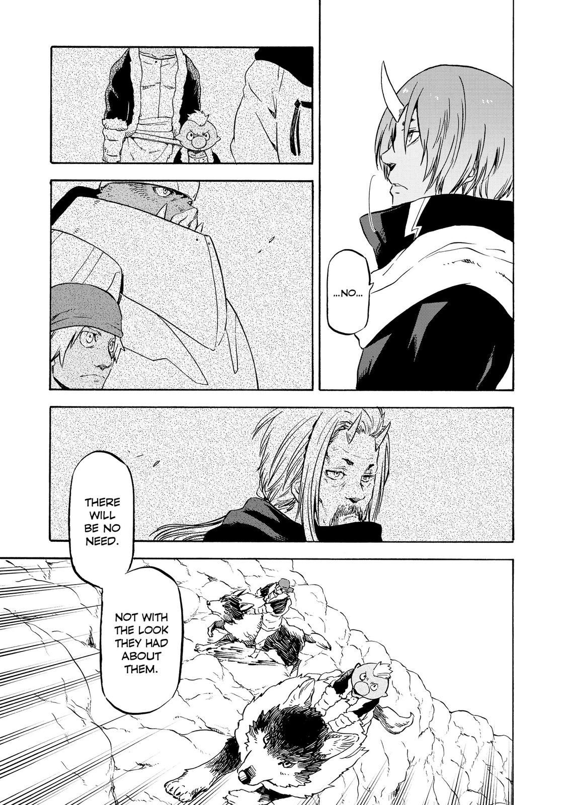 Tensei shitara Slime Datta Ken, Chapter 64 image 017