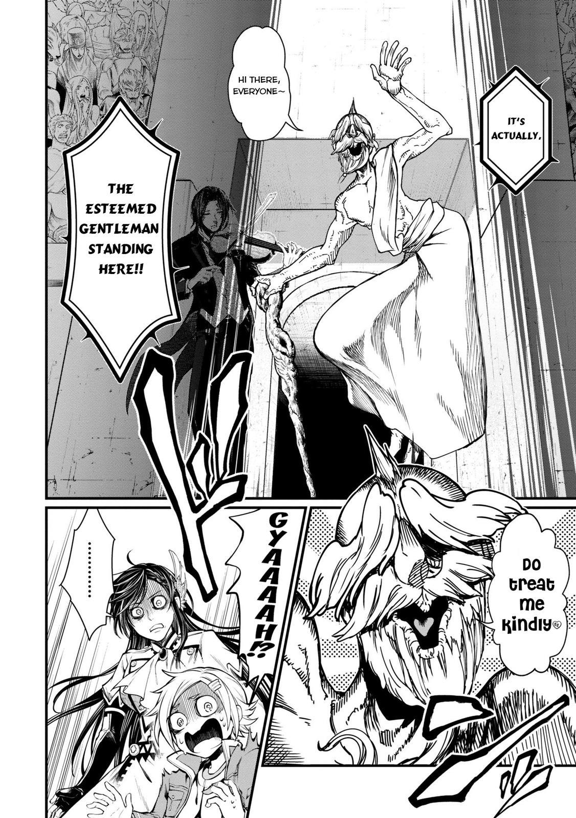 Shuumatsu no Valkyrie, Chapter 8 image 009
