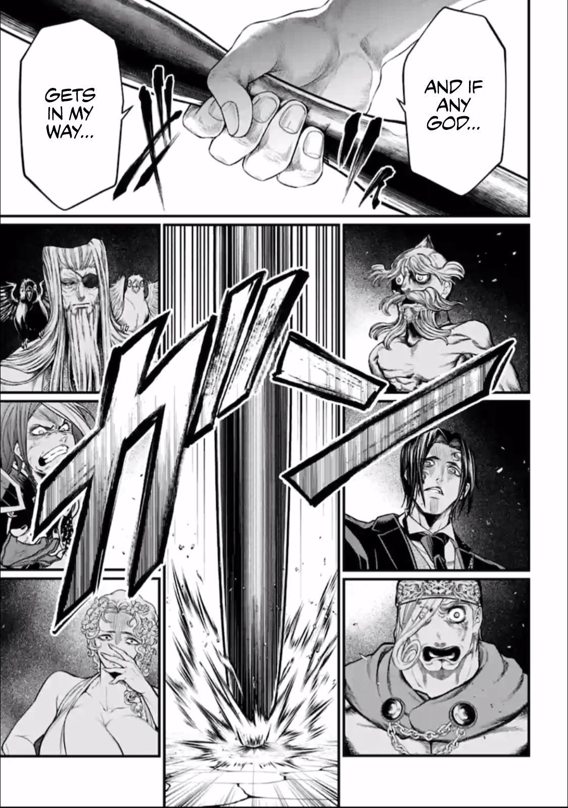 Shuumatsu no Valkyrie, Chapter 43 image 043