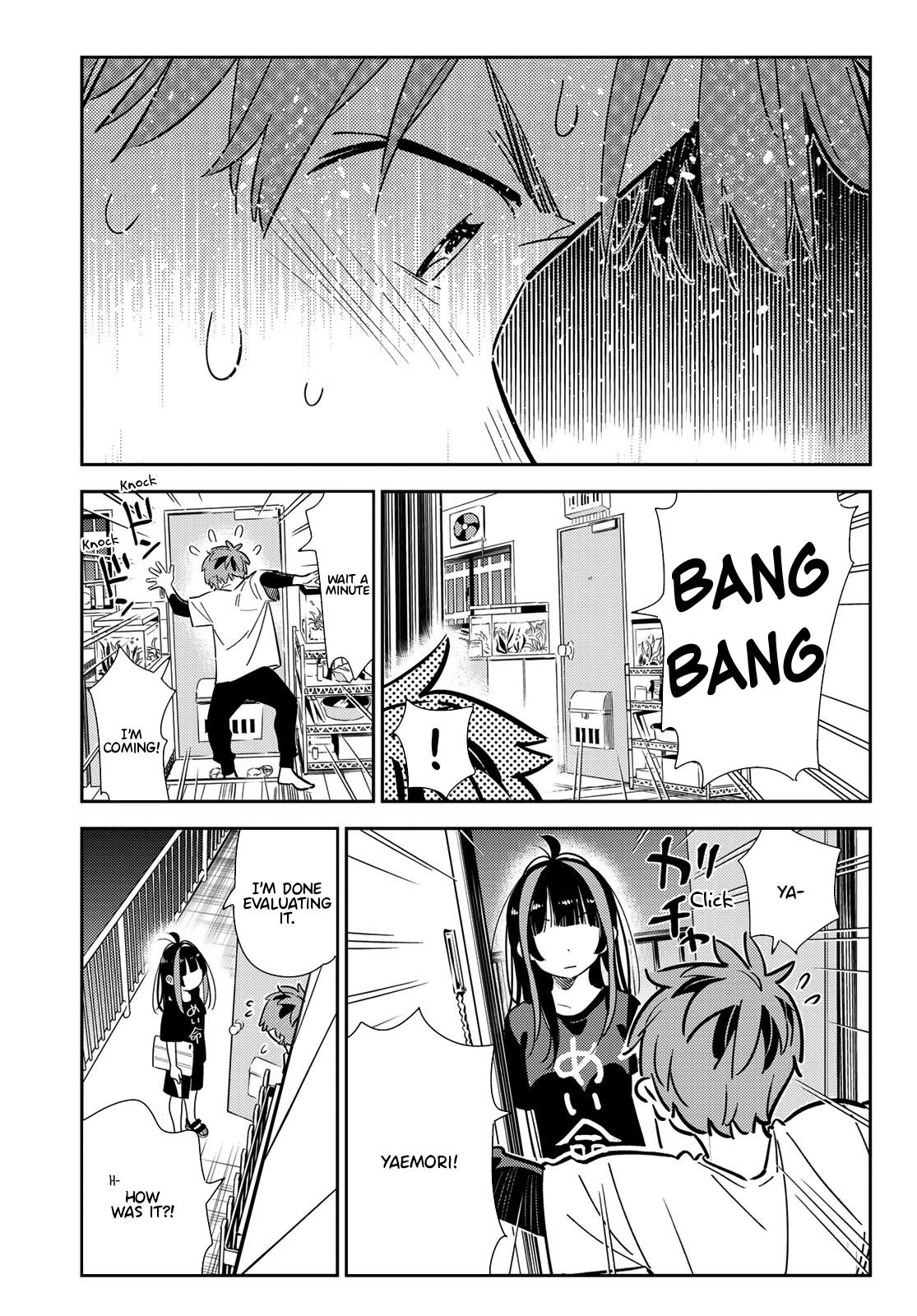 Kanojo Okarishimasu, Chapter 118 image 018