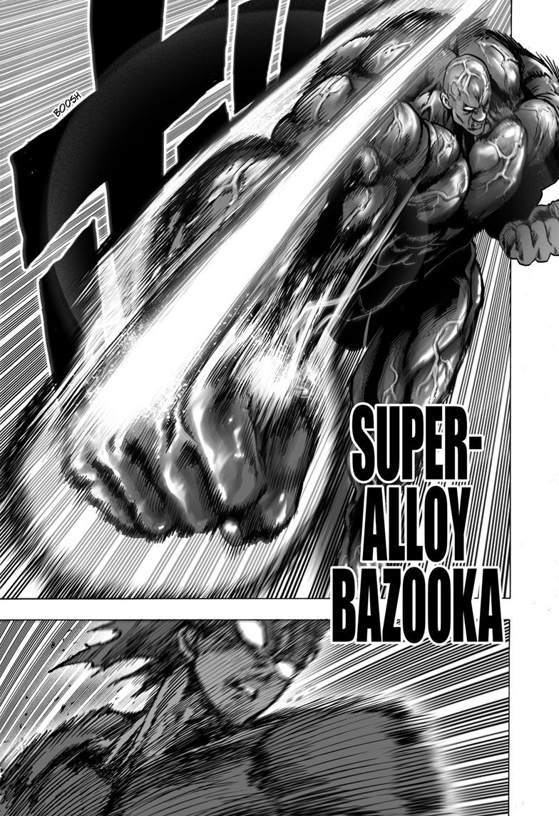 One-Punch Man, Chapter 124.2 image 033