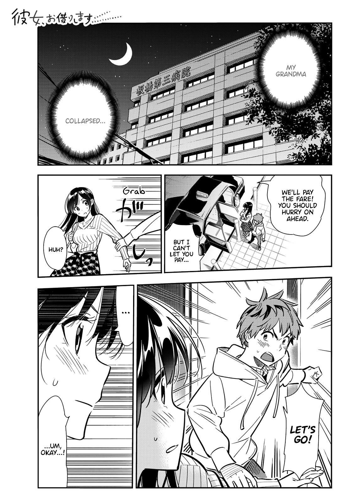Kanojo Okarishimasu, Chapter 90 image 001