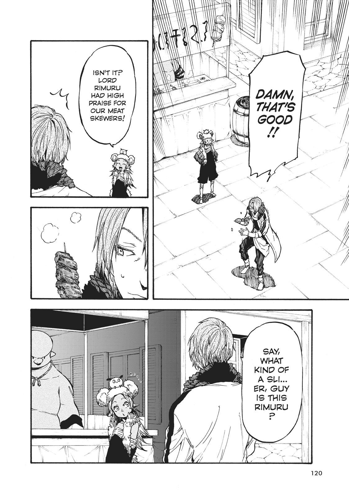 Tensei shitara Slime Datta Ken, Chapter 35 image 012