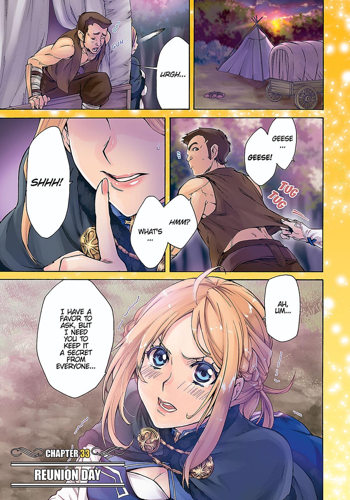 Mushoku Tensei, Chapter 33 image 003