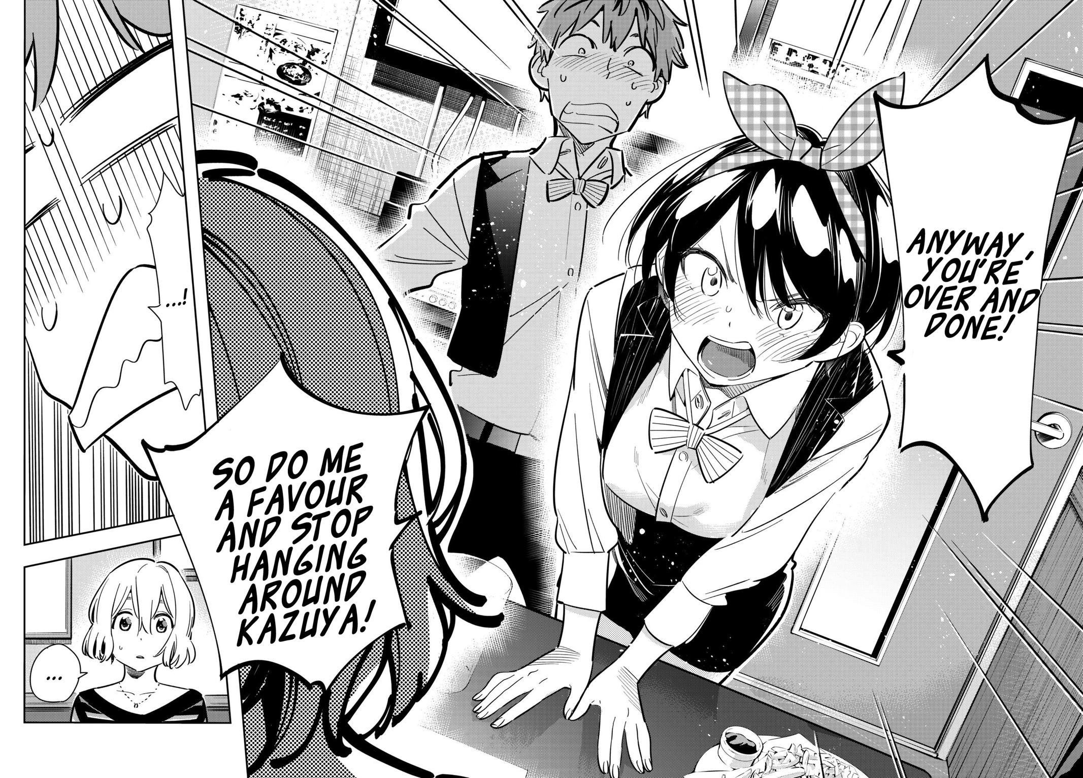 Kanojo Okarishimasu, Chapter 76 image 009