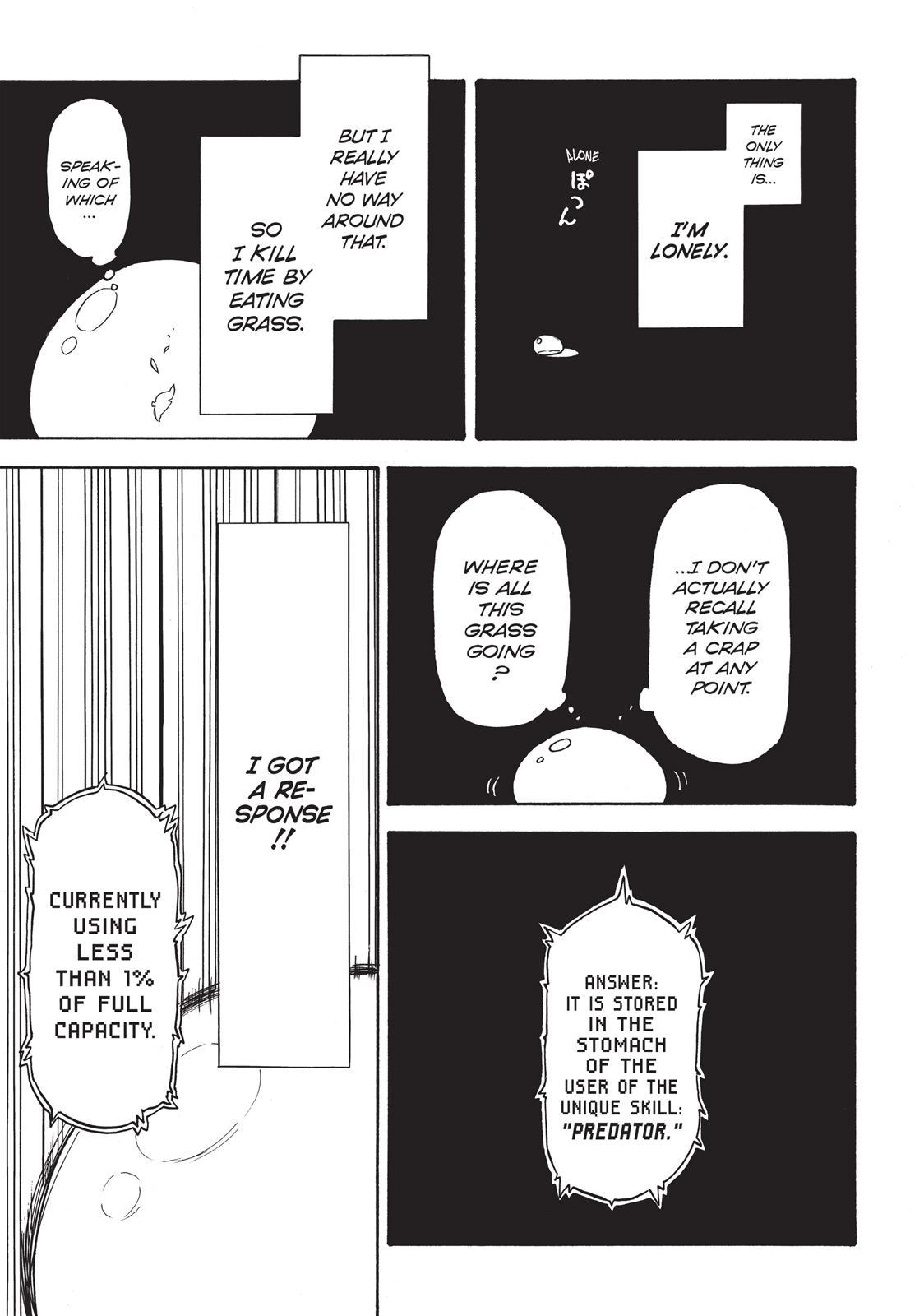 Tensei shitara Slime Datta Ken, Chapter 1 image 023