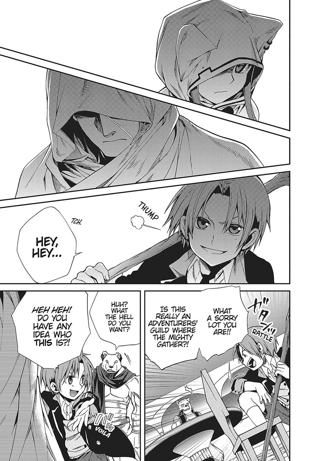 Mushoku Tensei, Chapter 20 image 012