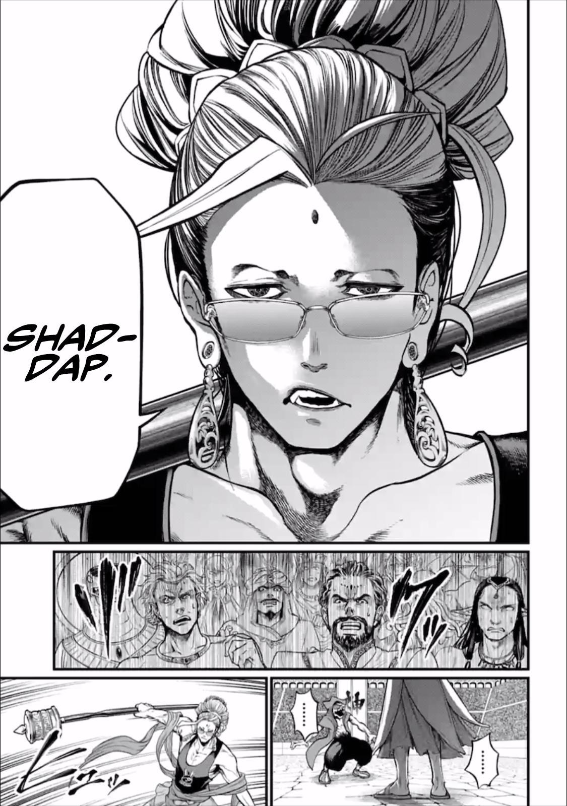 Shuumatsu no Valkyrie, Chapter 43 image 041