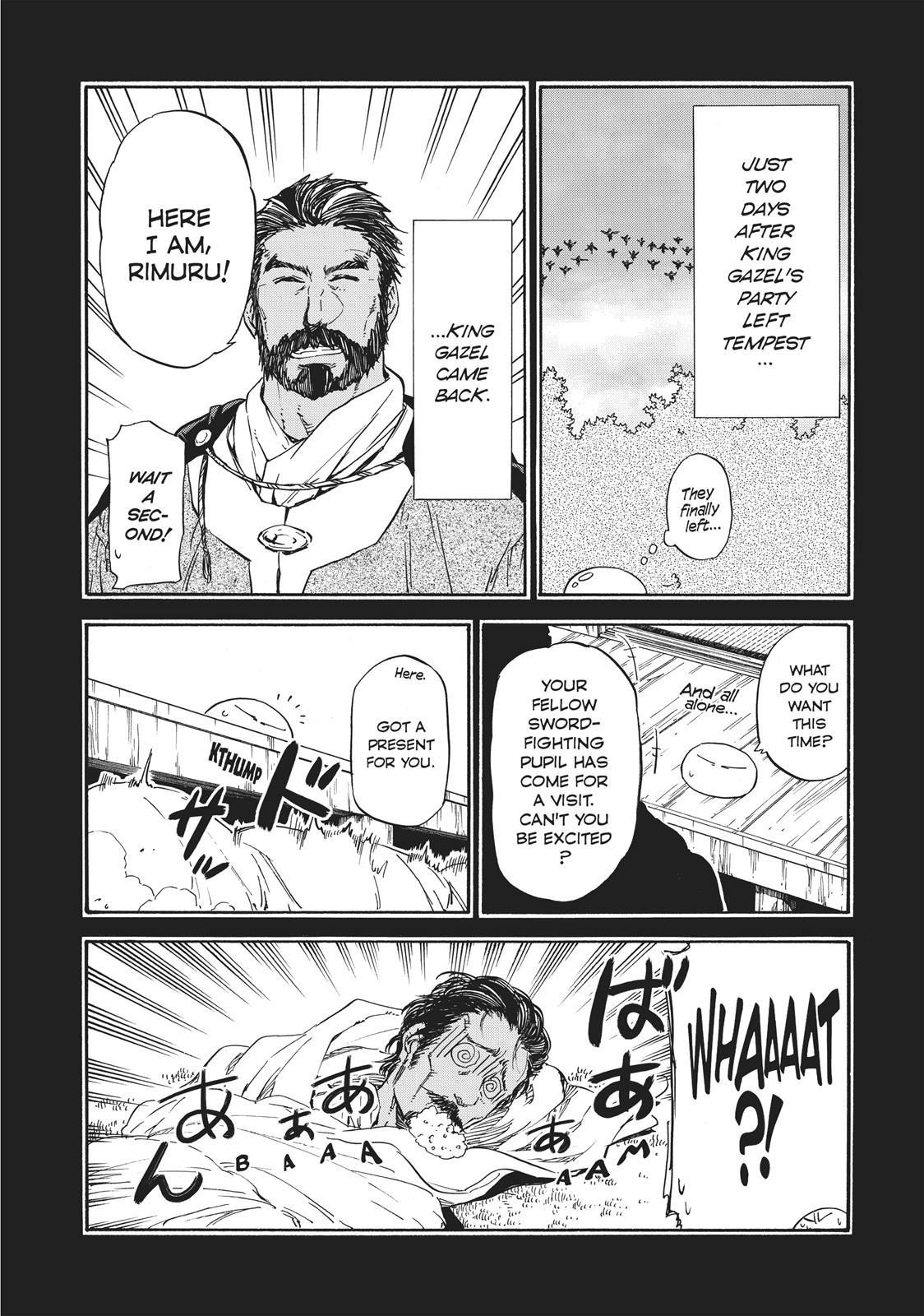 Tensei shitara Slime Datta Ken, Chapter 32 image 026