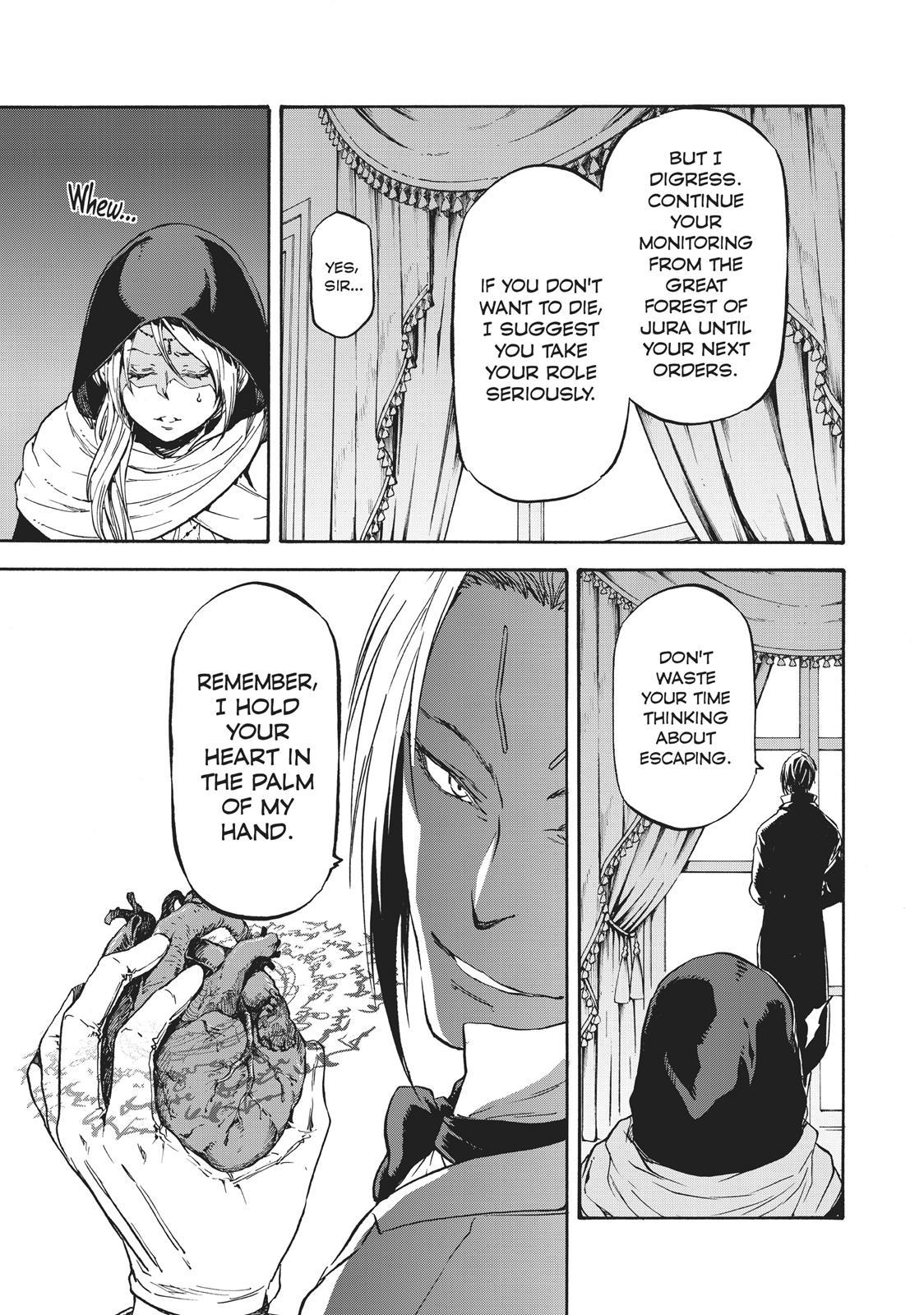 Tensei shitara Slime Datta Ken, Chapter 35 image 027
