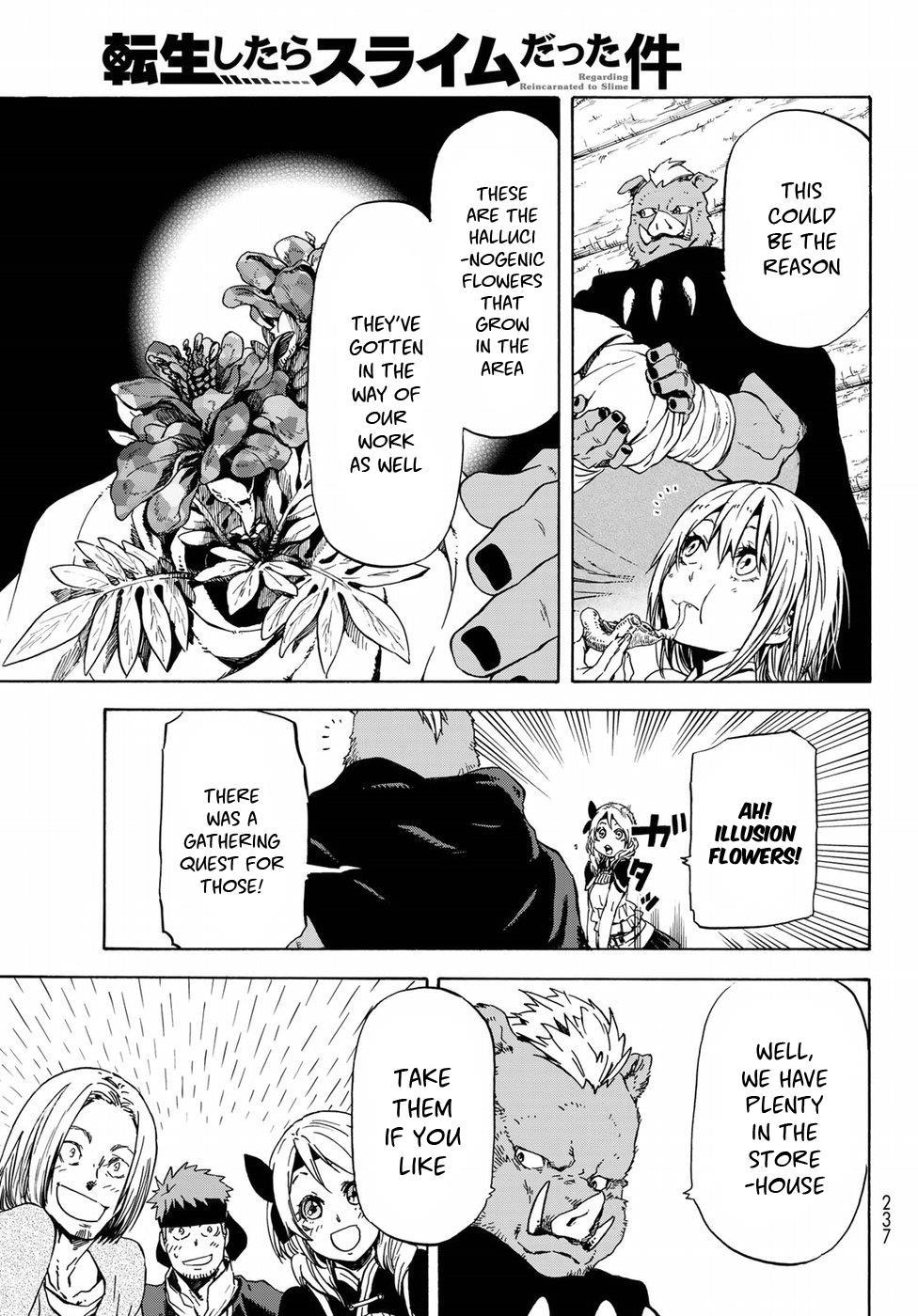 Tensei shitara Slime Datta Ken, Chapter 43 image 024