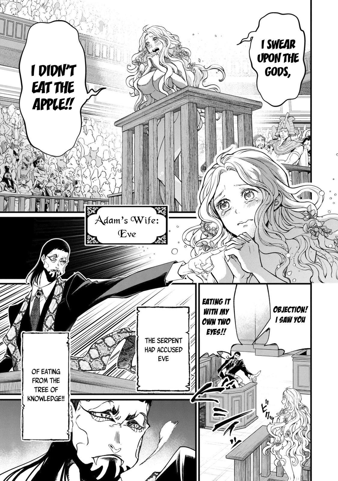 Shuumatsu no Valkyrie, Chapter 10 image 019
