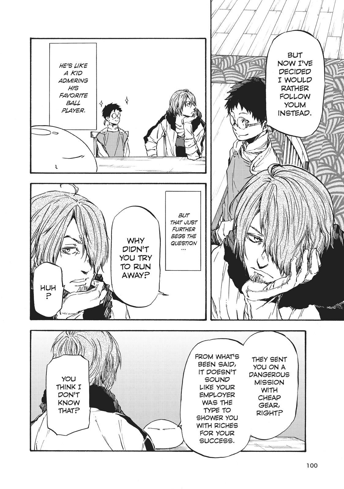Tensei shitara Slime Datta Ken, Chapter 34 image 040