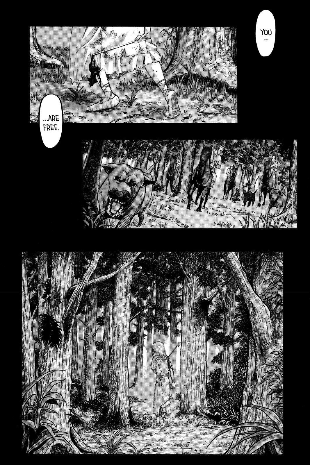 Attack On Titan, Episode 122 image 007