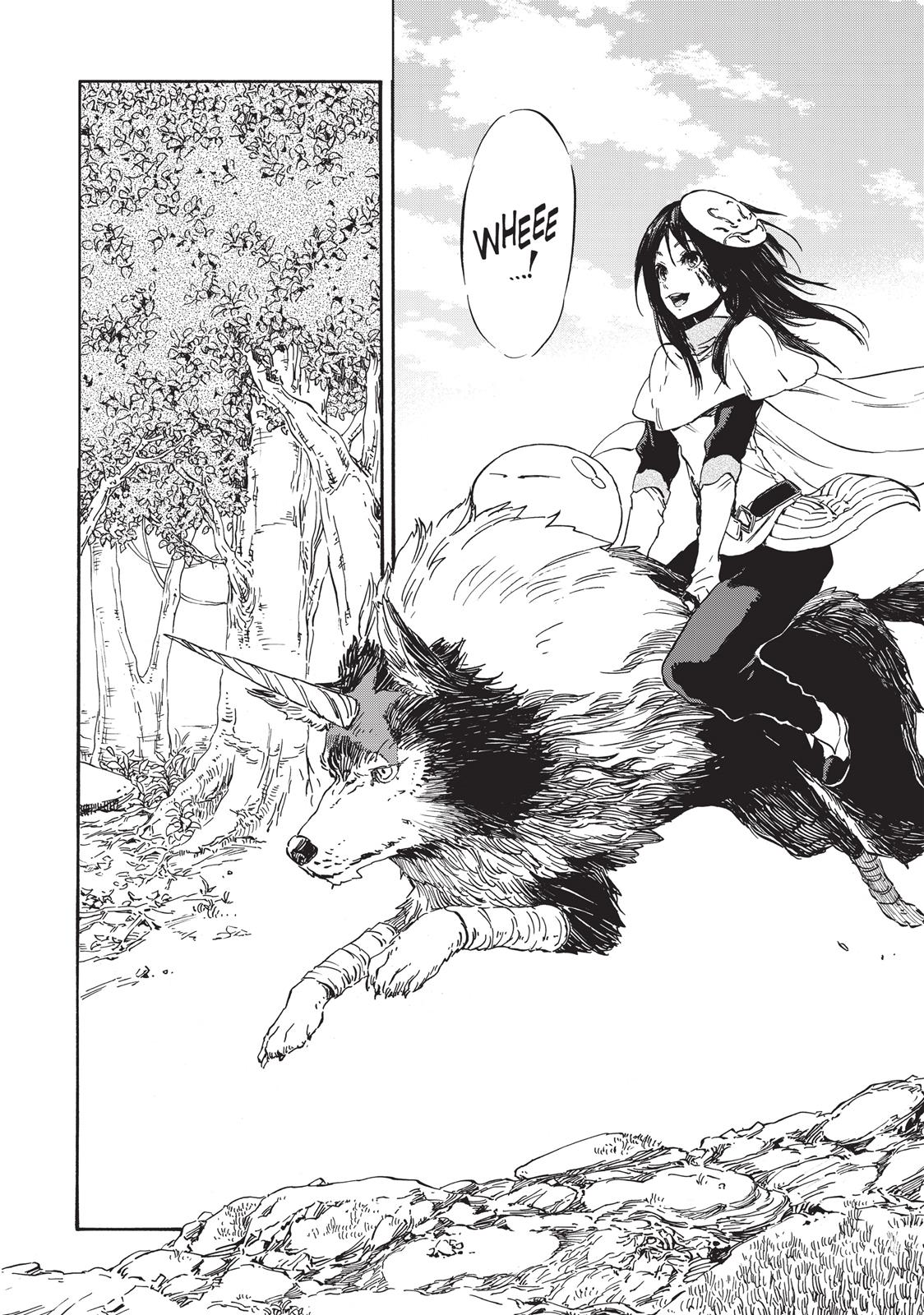 Tensei shitara Slime Datta Ken, Chapter 9 image 010