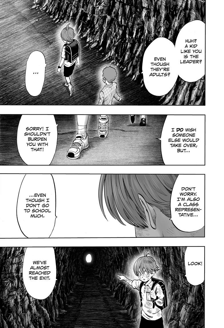 One-Punch Man, Chapter 108 image 022