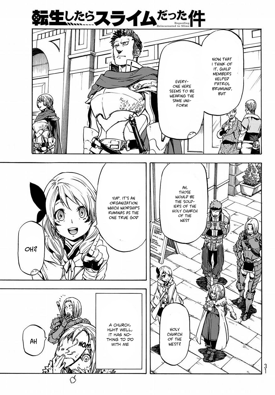 Tensei shitara Slime Datta Ken, Chapter 46 image 016