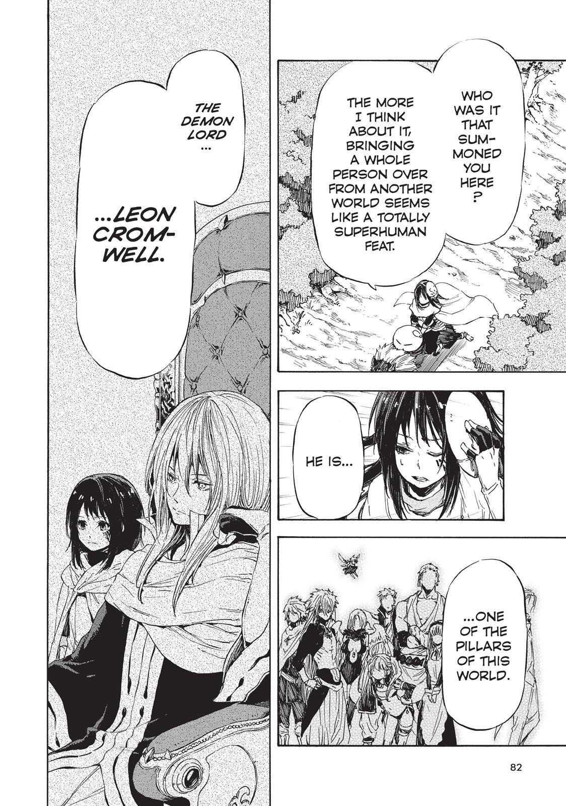 Tensei shitara Slime Datta Ken, Chapter 9 image 016