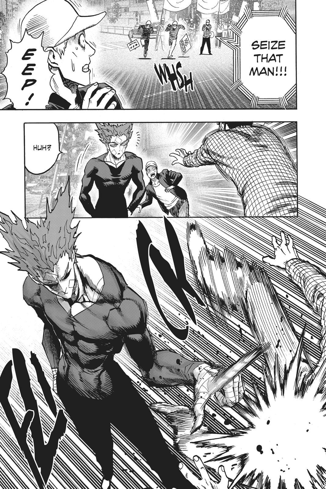 One-Punch Man, Chapter 88 image 009