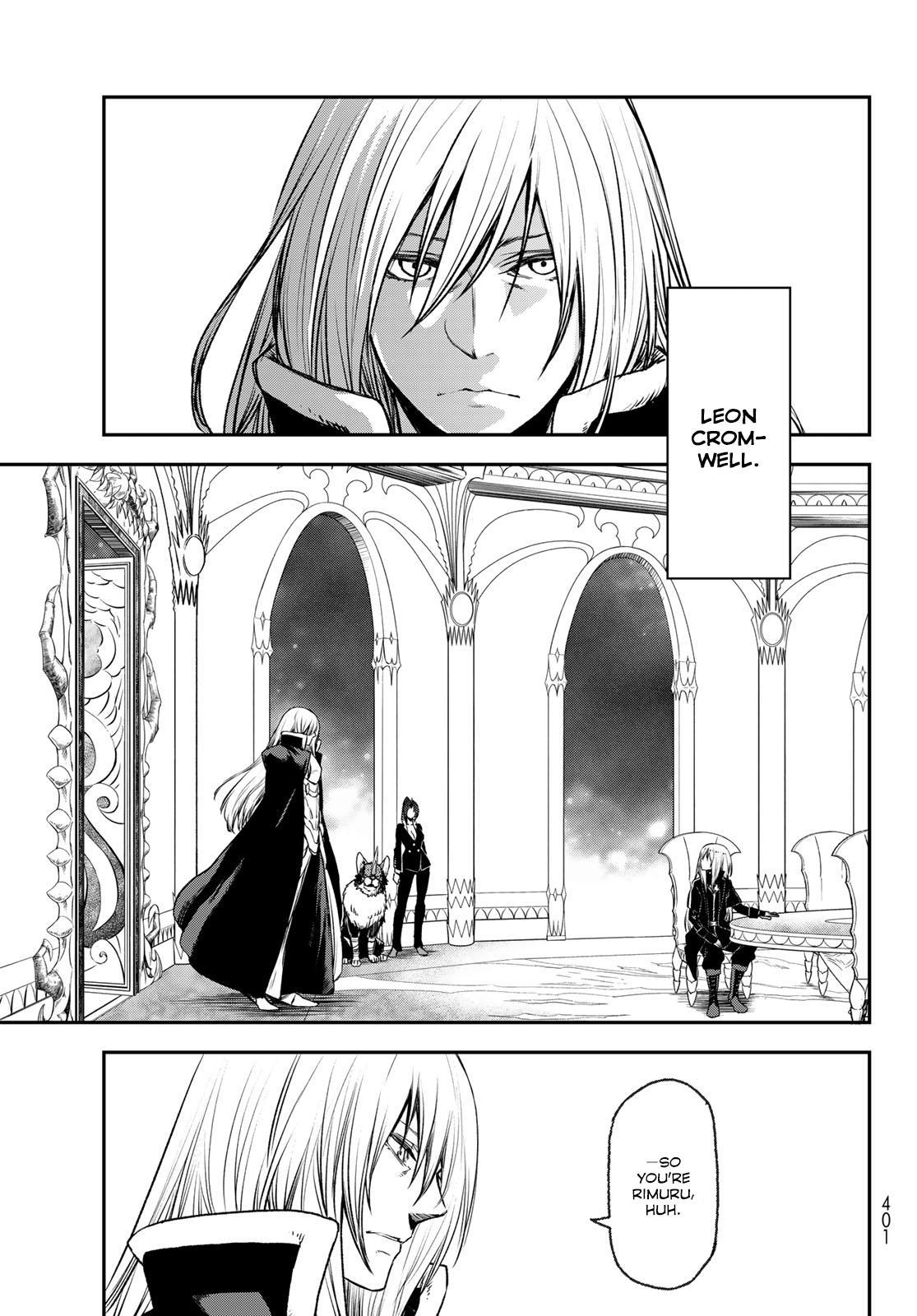 Tensei shitara Slime Datta Ken, Chapter 78 image 017