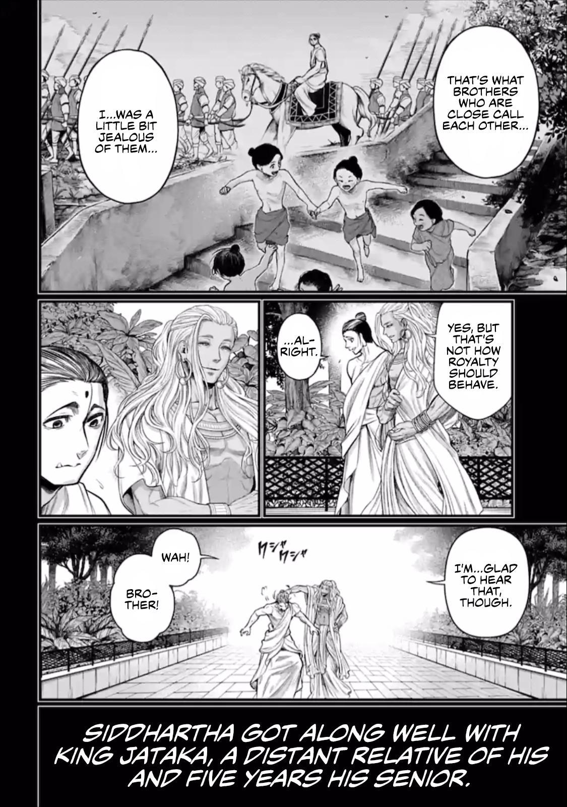 Shuumatsu no Valkyrie, Chapter 47 image 029