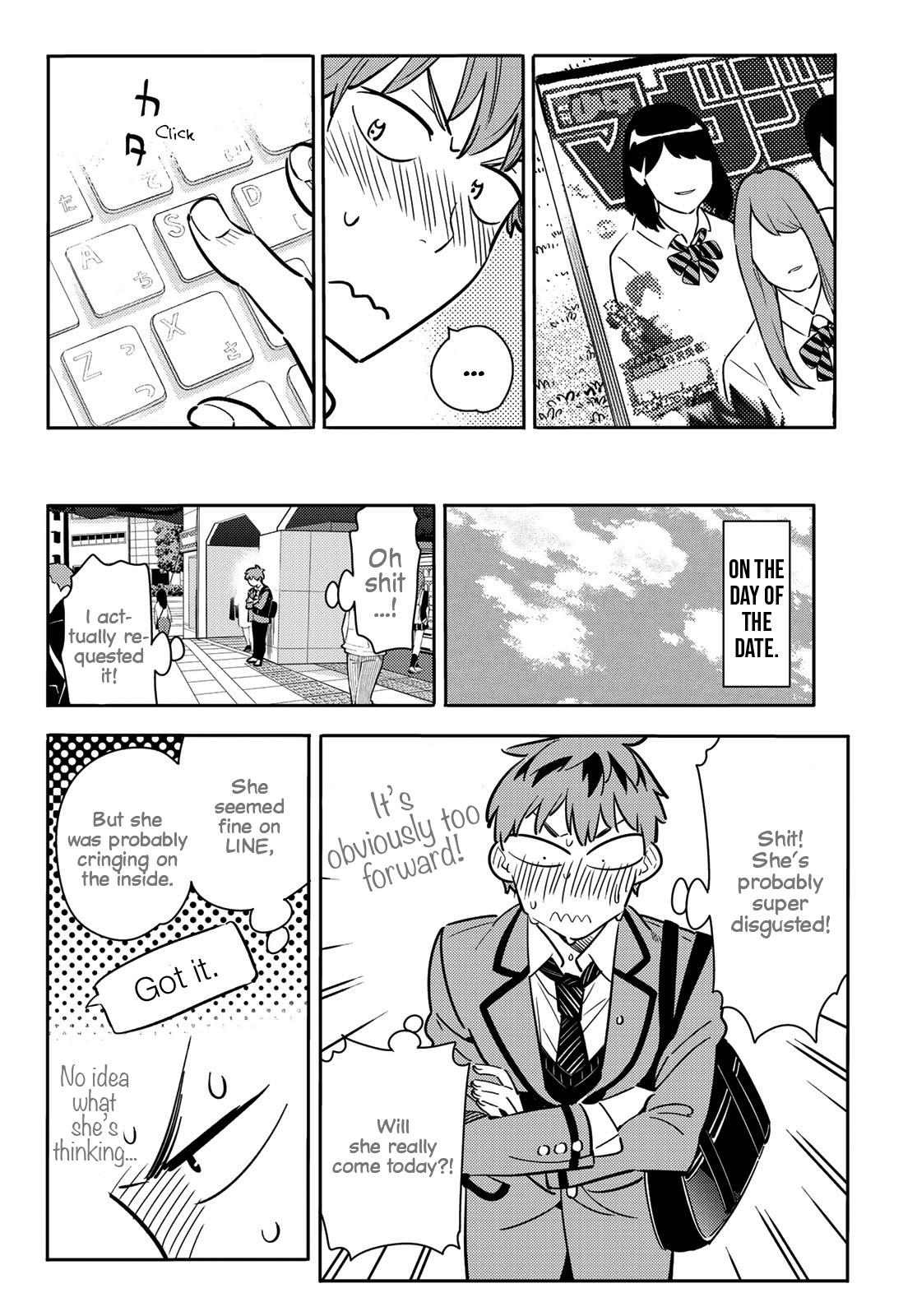 Kanojo Okarishimasu, Chapter 78 image 015