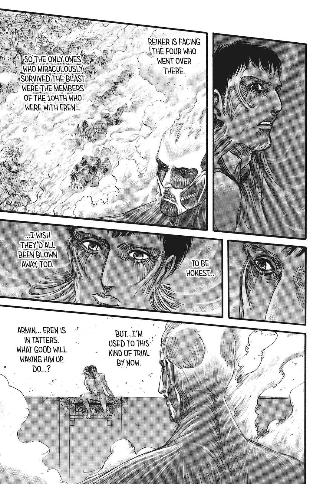 Attack On Titan, Episode 82 image 010