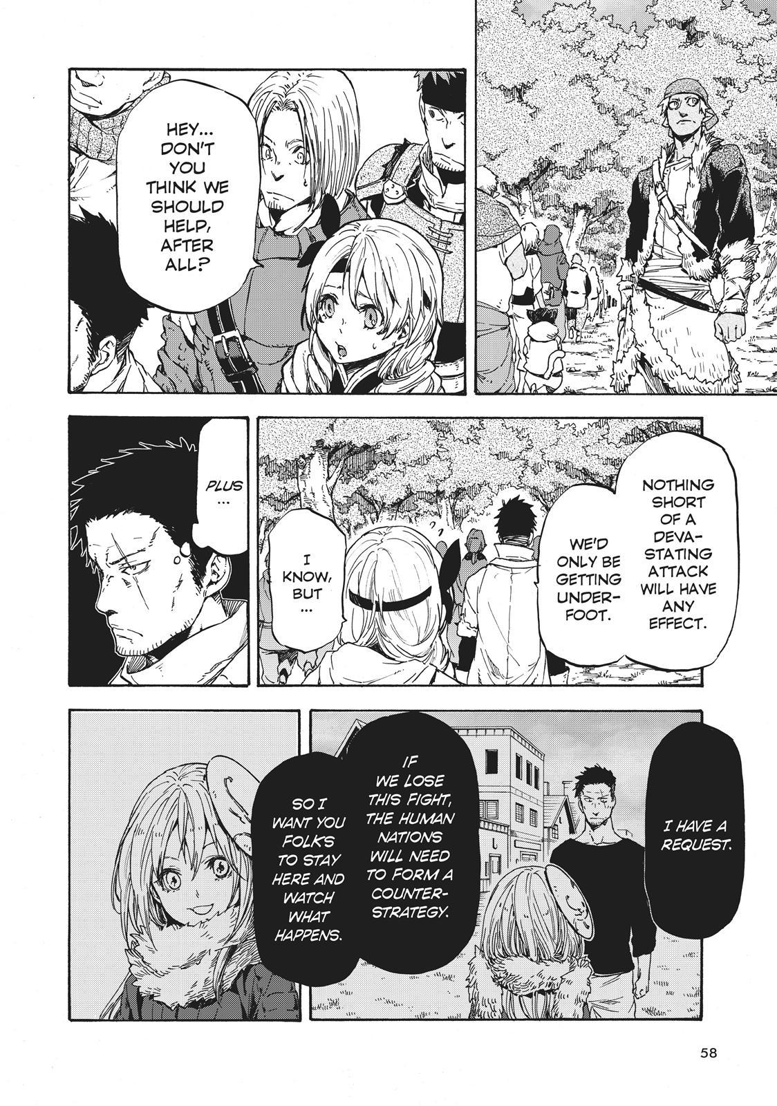 Tensei shitara Slime Datta Ken, Chapter 37 image 022
