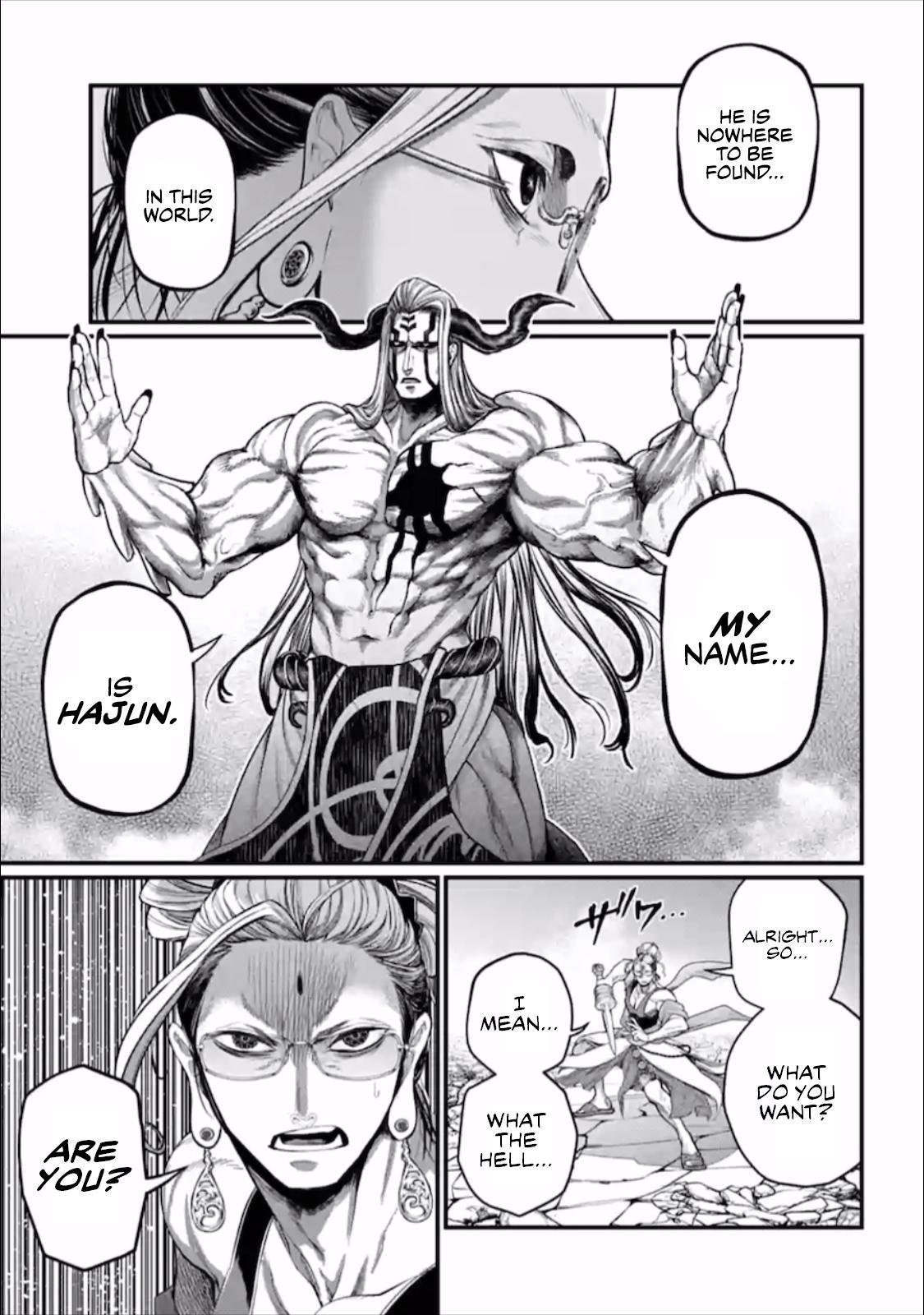 Shuumatsu no Valkyrie, Chapter 50 image 006
