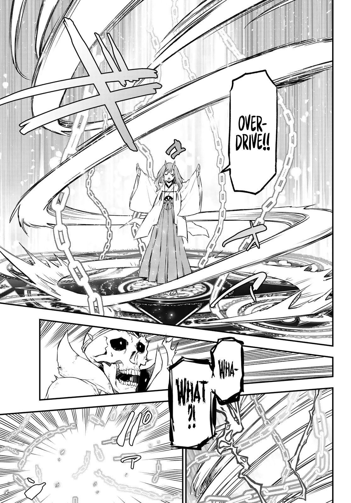 Tensei shitara Slime Datta Ken, Chapter 81 image 059