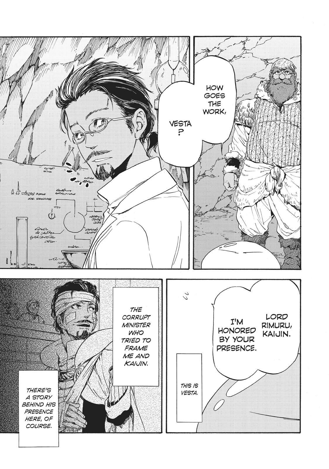 Tensei shitara Slime Datta Ken, Chapter 32 image 025