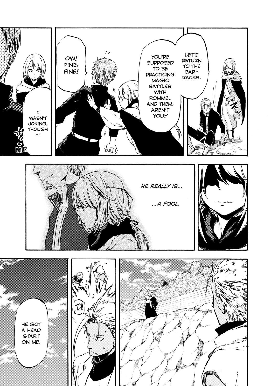Tensei shitara Slime Datta Ken, Chapter 56 image 021