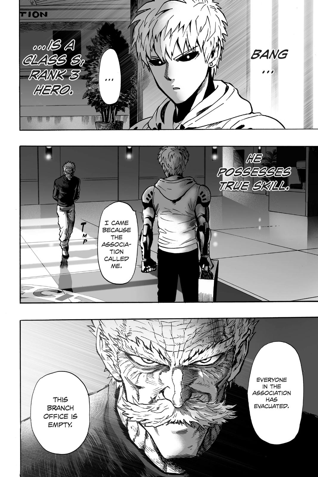 One-Punch Man, Chapter 21 image 014