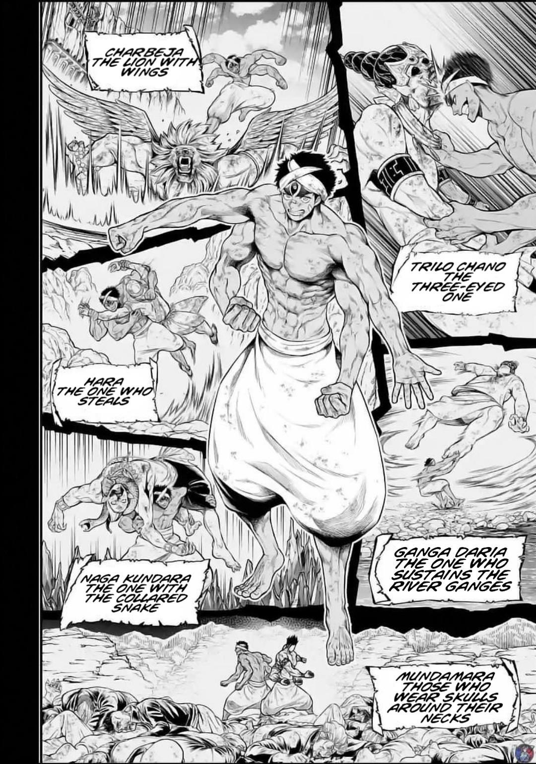 Shuumatsu no Valkyrie, Chapter 37 image 008