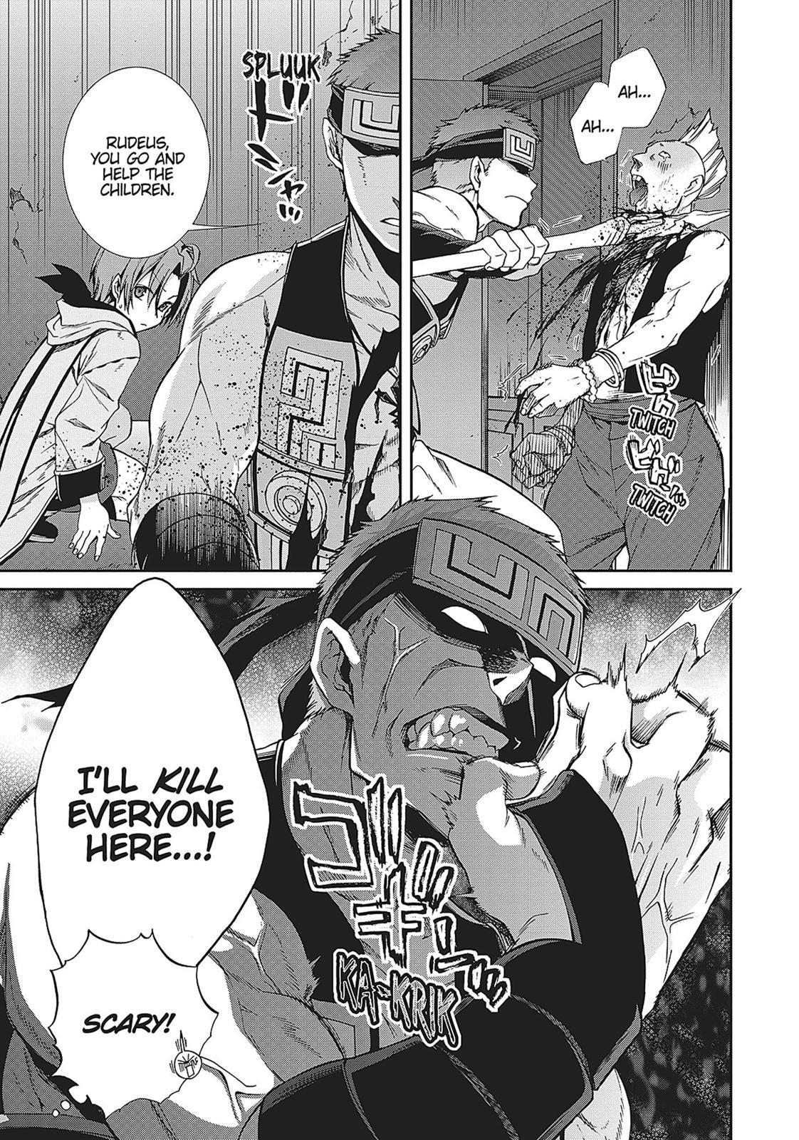 Mushoku Tensei, Chapter 30 image 015