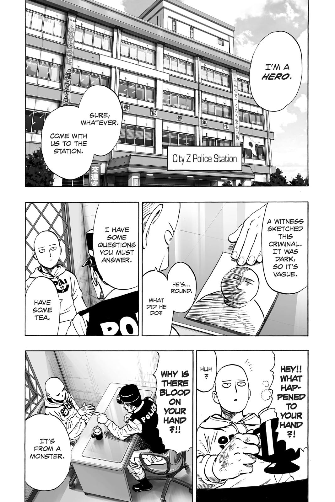 One-Punch Man, Chapter 37.7 image 002