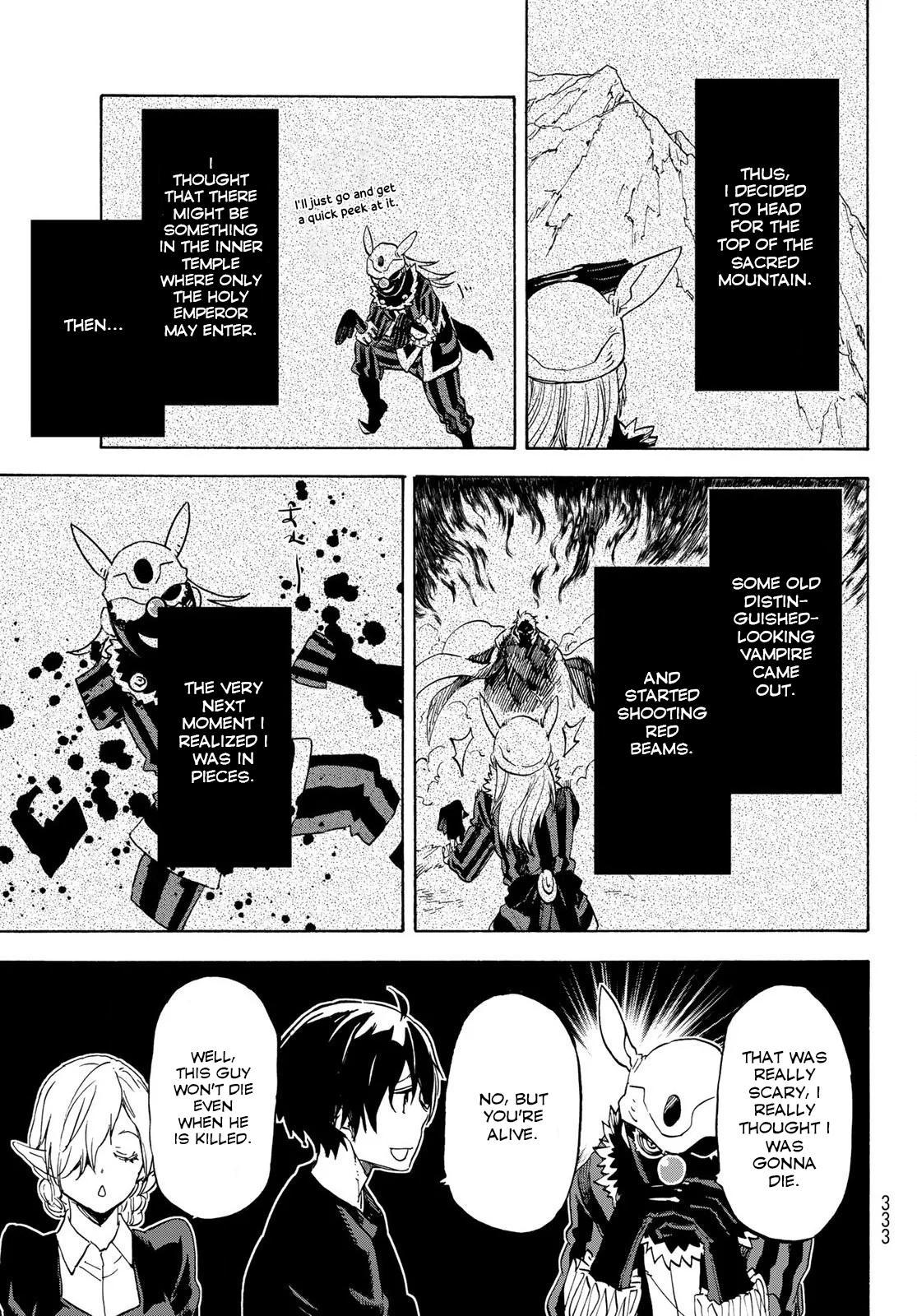 Tensei shitara Slime Datta Ken, Chapter 73 image 019