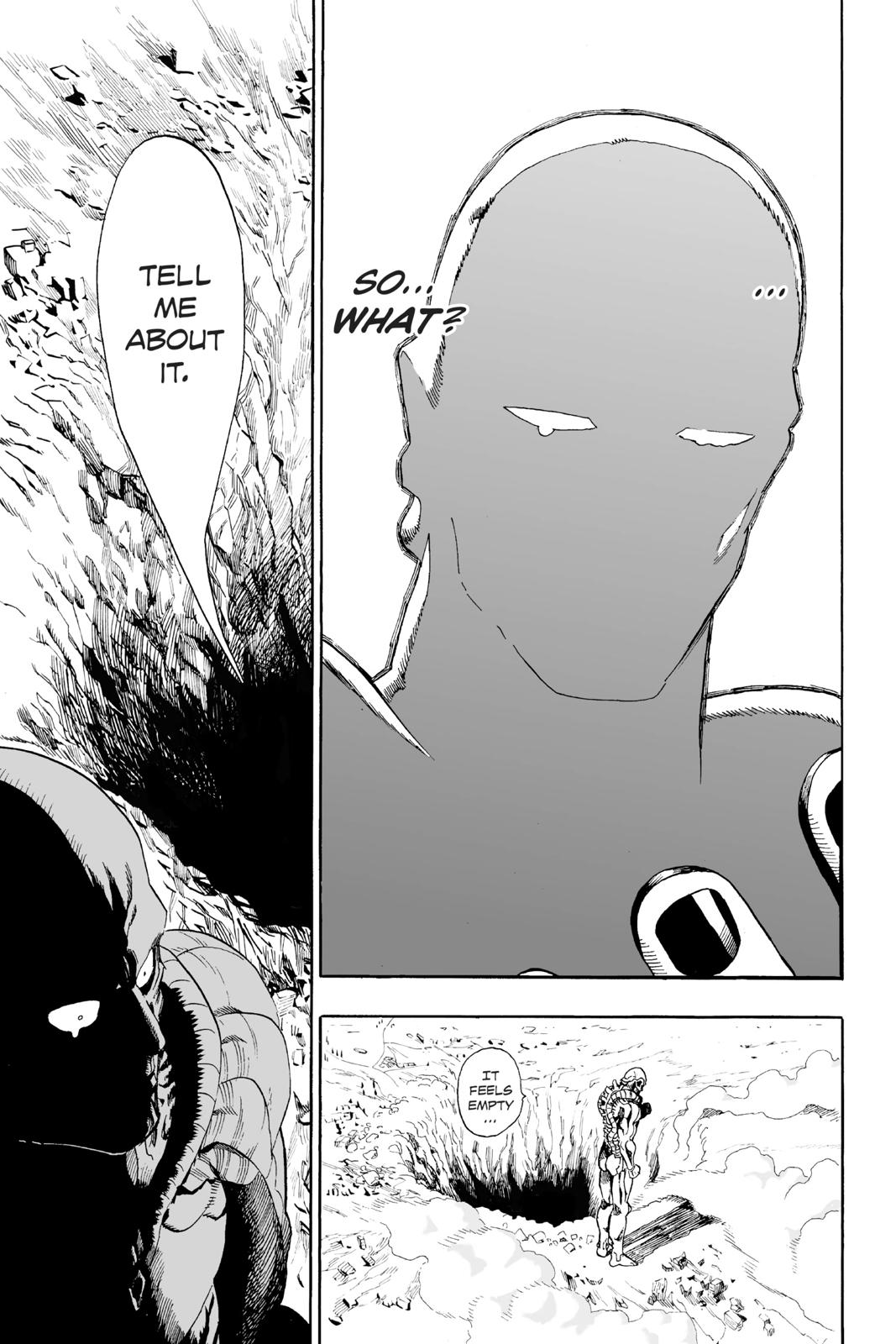 One-Punch Man, Chapter 3 image 017