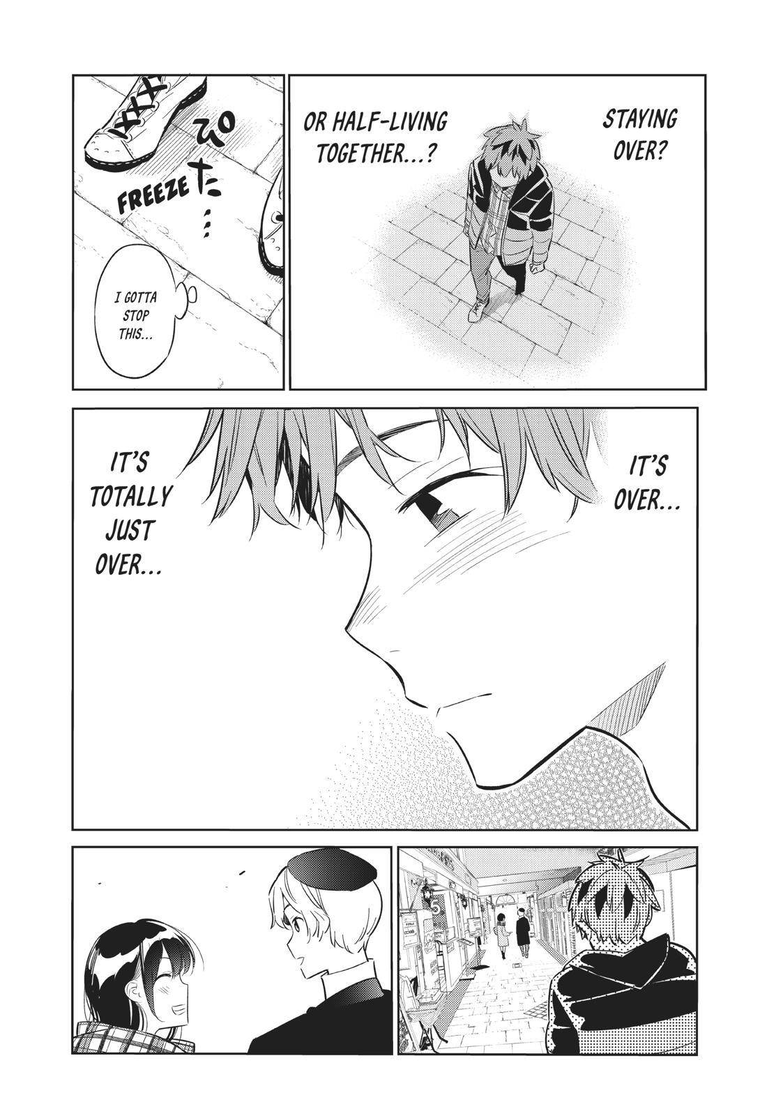 Kanojo Okarishimasu, Chapter 30 image 012