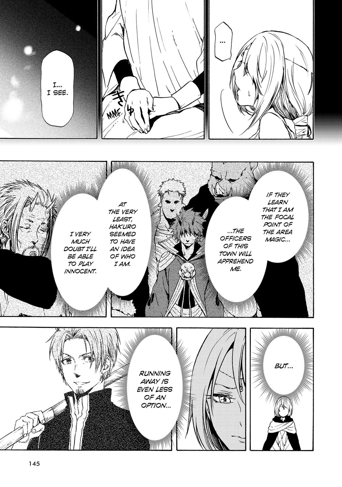 Tensei shitara Slime Datta Ken, Chapter 58 image 007