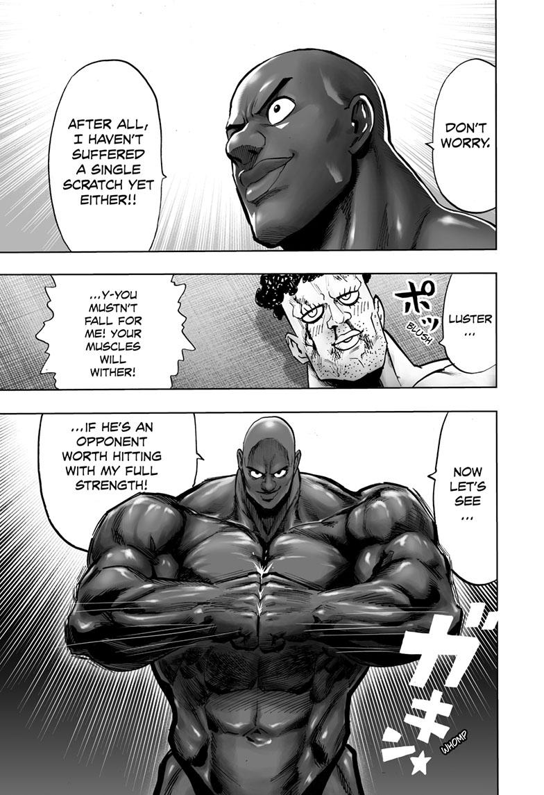 One-Punch Man, Chapter 119 image 008