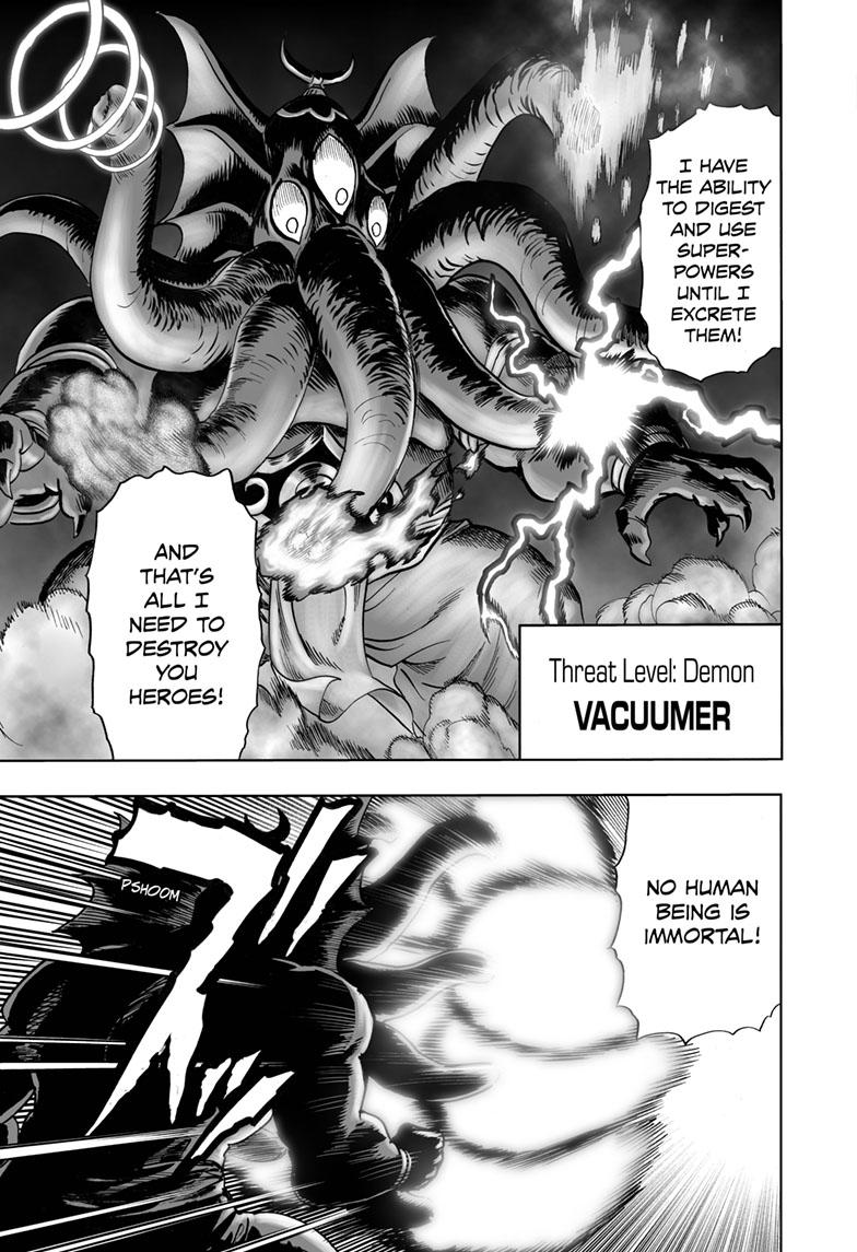One-Punch Man, Chapter 103 image 011