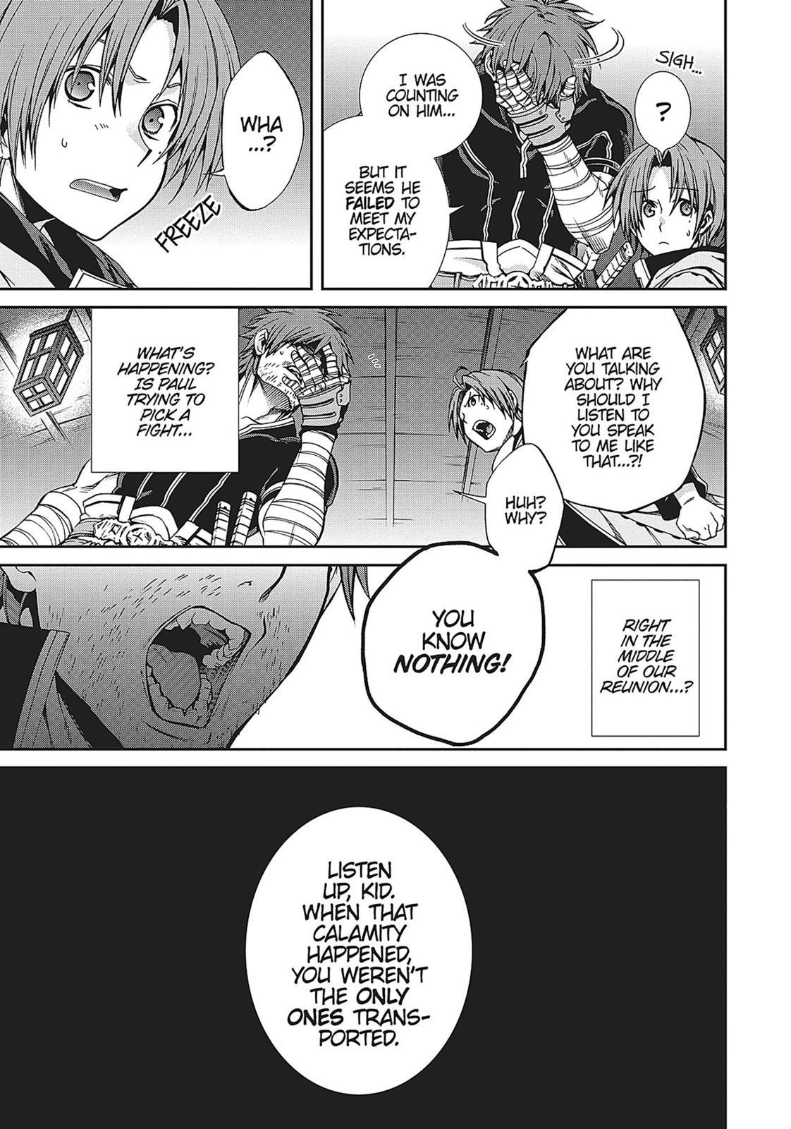 Mushoku Tensei, Chapter 34 image 008