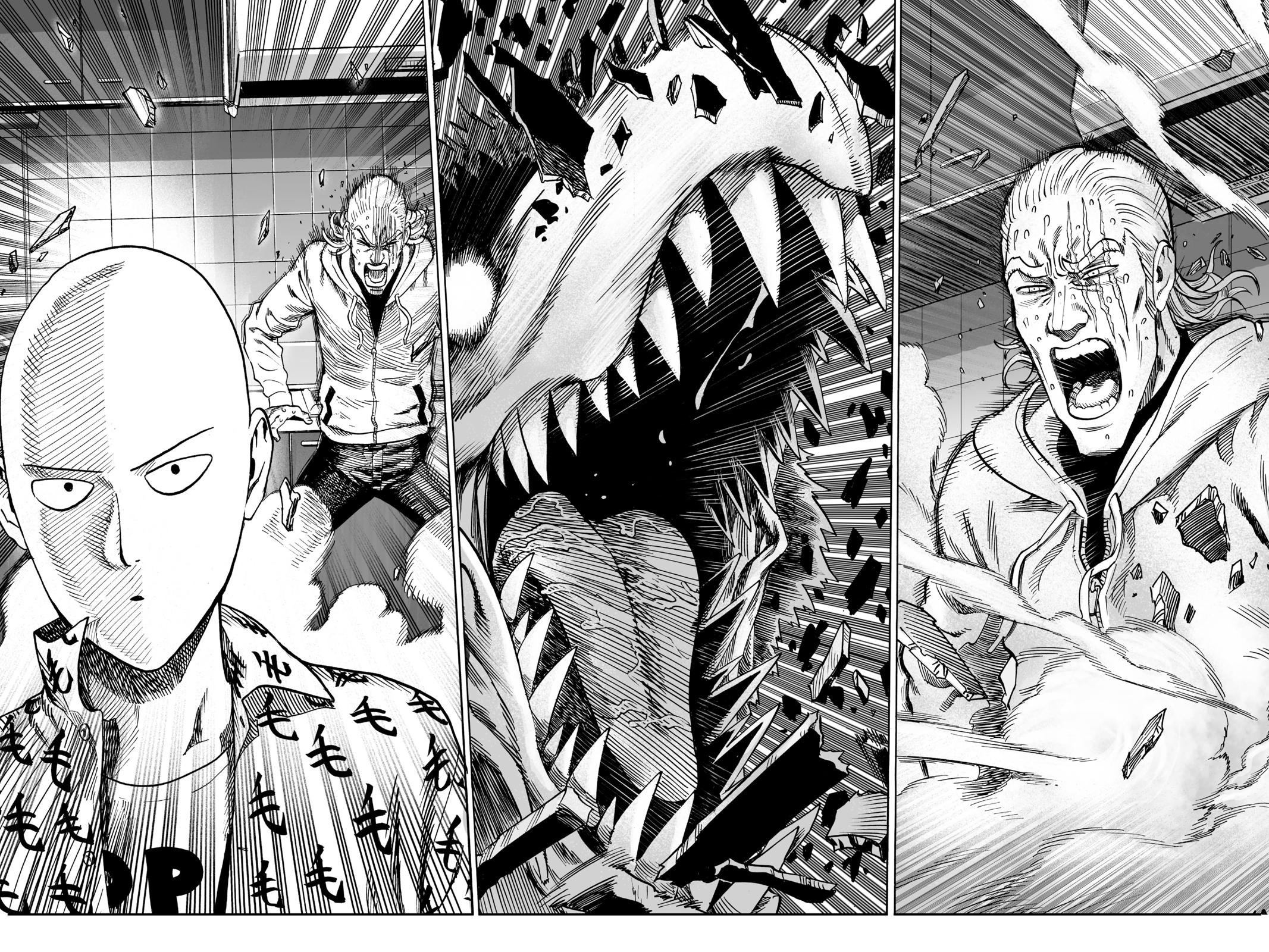 One-Punch Man, Chapter 39 image 008