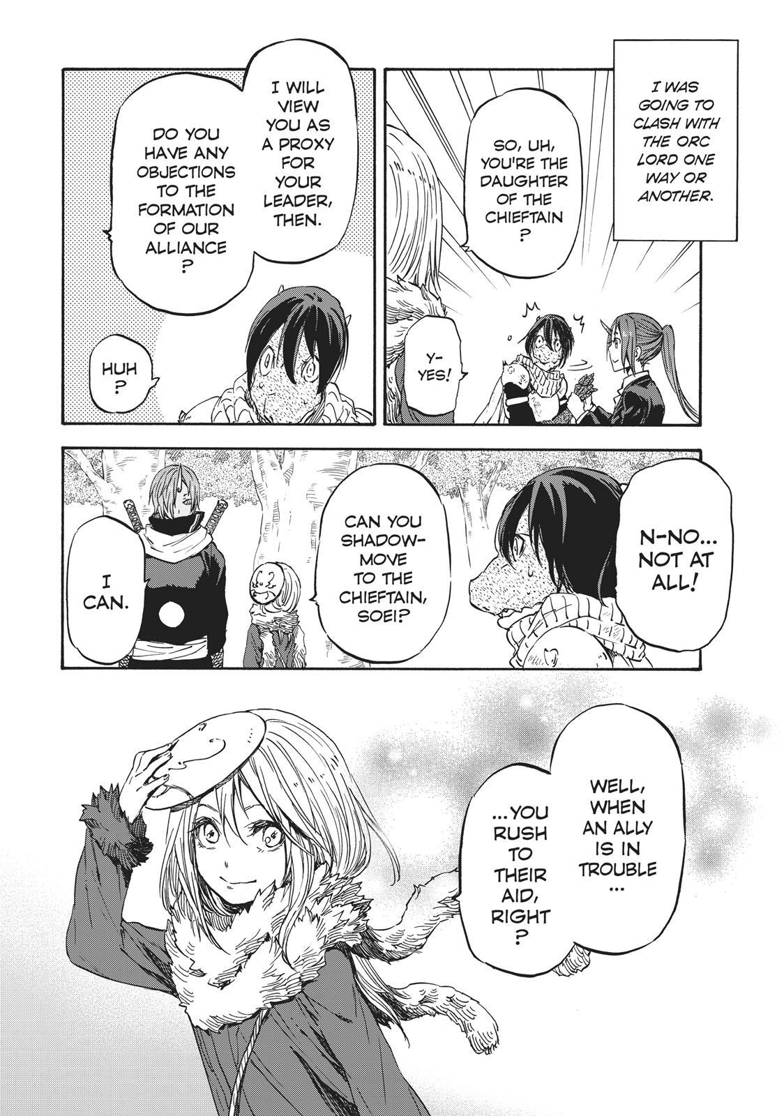 Tensei shitara Slime Datta Ken, Chapter 20 image 031