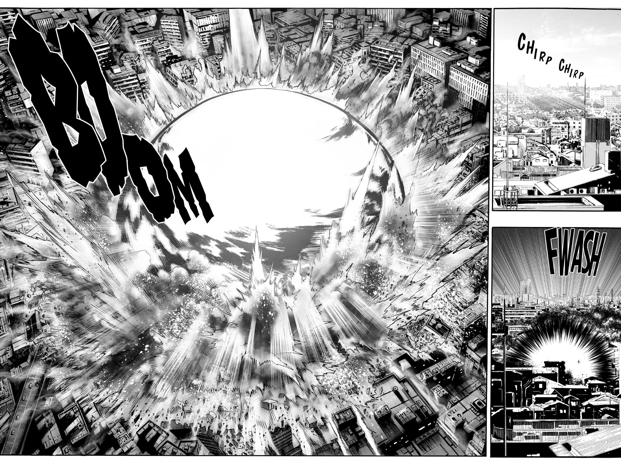 One-Punch Man, Chapter 1 image 007